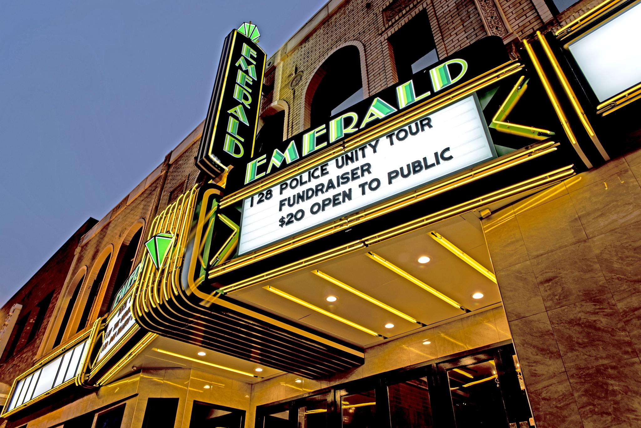 Emerald Theatre :: Mt. Clemens, MI